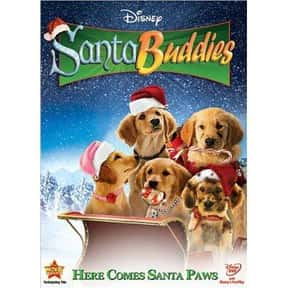 Santa Buddies is listed (or ranked) 13 on the list The Best Dog Movies for Kids