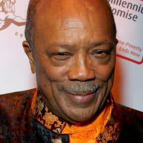 Quincy Jones is listed (or ranked) 17 on the list Famous People Whose Last Name Is Jones