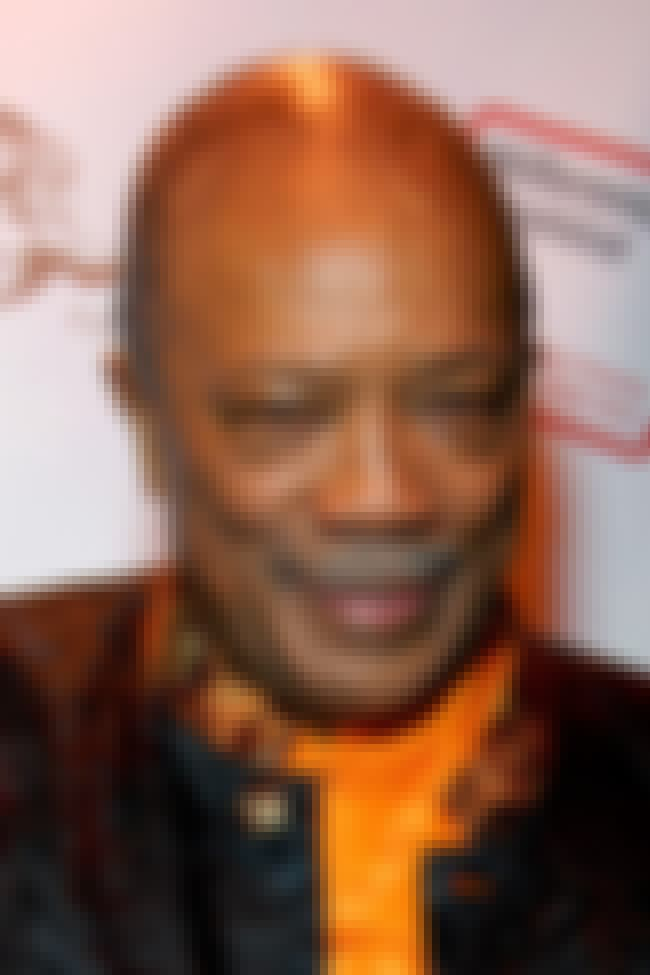 Quincy Jones is listed (or ranked) 4 on the list Famous Conductors from the United States