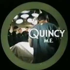 Quincy, M.E. is listed (or ranked) 7 on the list The Best TV Drama Shows of the 1970s