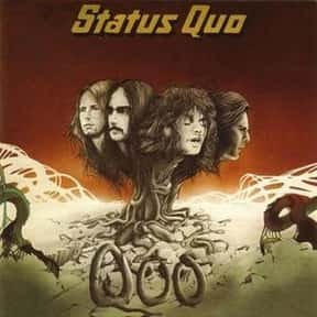 Quo is listed (or ranked) 15 on the list The Best Status Quo Albums of All Time