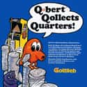 Q*bert is listed (or ranked) 19 on the list The Best '80s Arcade Games