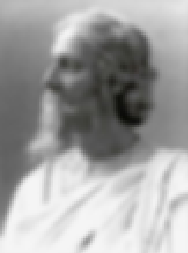 Rabindranath Tagore is listed (or ranked) 2 on the list Famous Poets from India