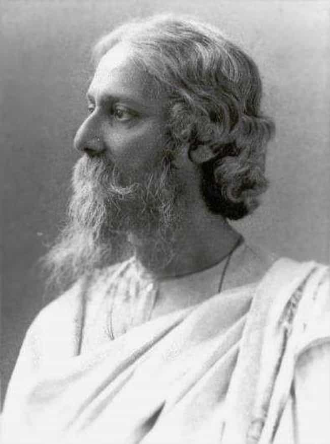 Rabindranath Tagore is listed (or ranked) 4 on the list Famous St. Xavier's Collegiate School Alumni