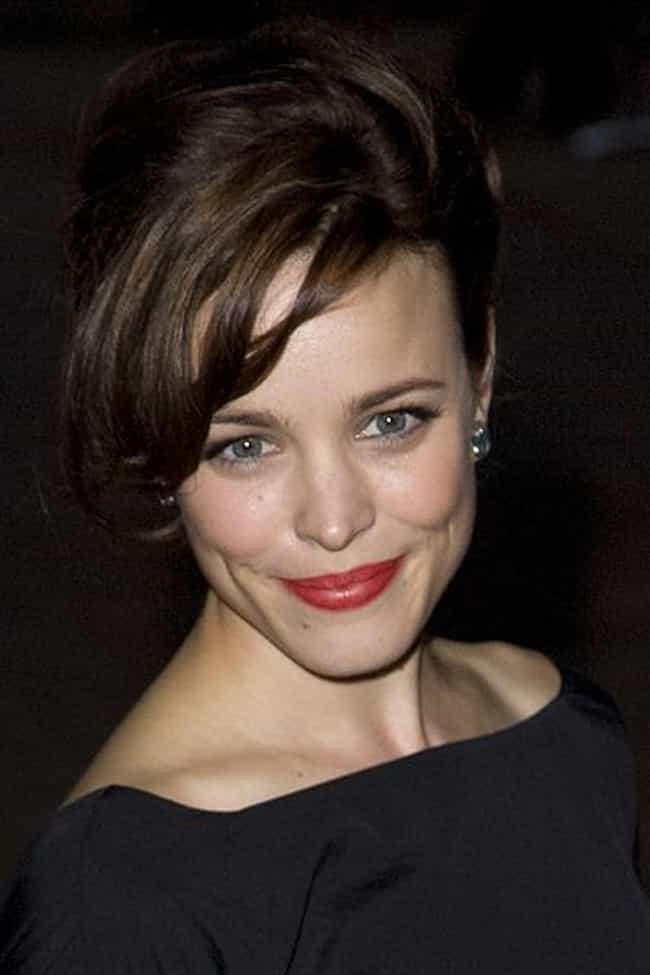 Rachel McAdams is listed (or ranked) 3 on the list Celebrities Reveal What They Hallucinated While Tripping