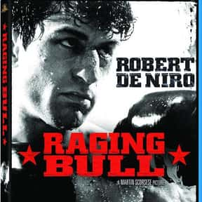 Raging Bull is listed (or ranked) 12 on the list Famous Movies Filmed in New York City