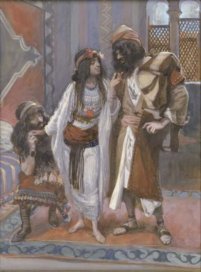 Rahab is listed (or ranked) 4 on the list Famous Female Prostitutes