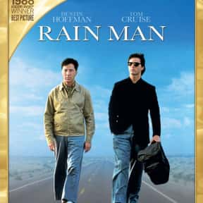 Rain Man is listed (or ranked) 5 on the list The Best Movies About Mental Illness