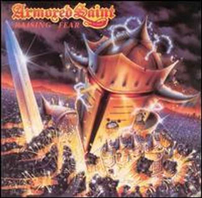 Raising Fear is listed (or ranked) 2 on the list The Best Armored Saint Albums of All Time