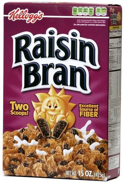 Image of Random Best Bran Cereal
