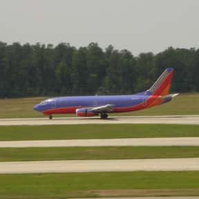 Raleigh–Durham International A is listed (or ranked) 8 on the list All North Carolina Airports