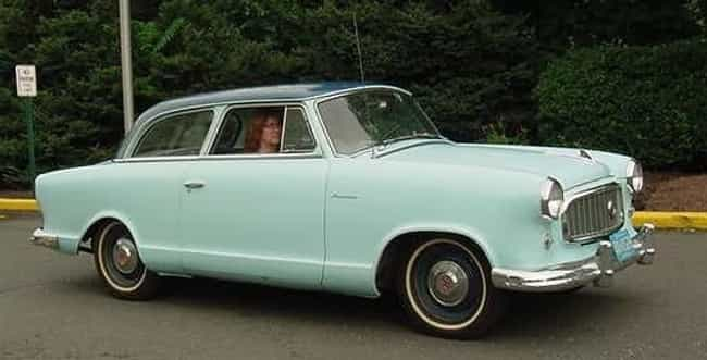 Rambler American is listed (or ranked) 1 on the list Full List of Rambler Models