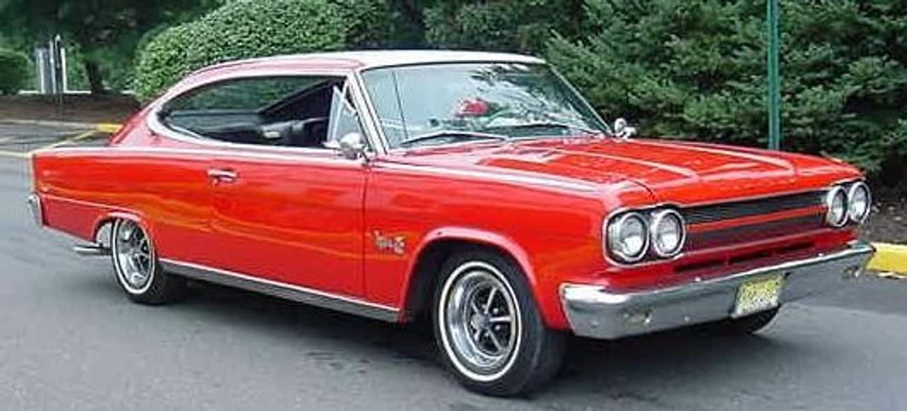 Rambler Marlin is listed (or ranked) 2 on the list Full List of Rambler Models