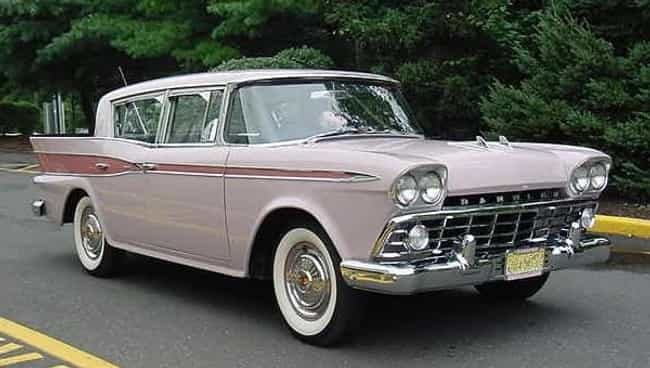 Rambler Six and V8 is listed (or ranked) 4 on the list Full List of Rambler Models
