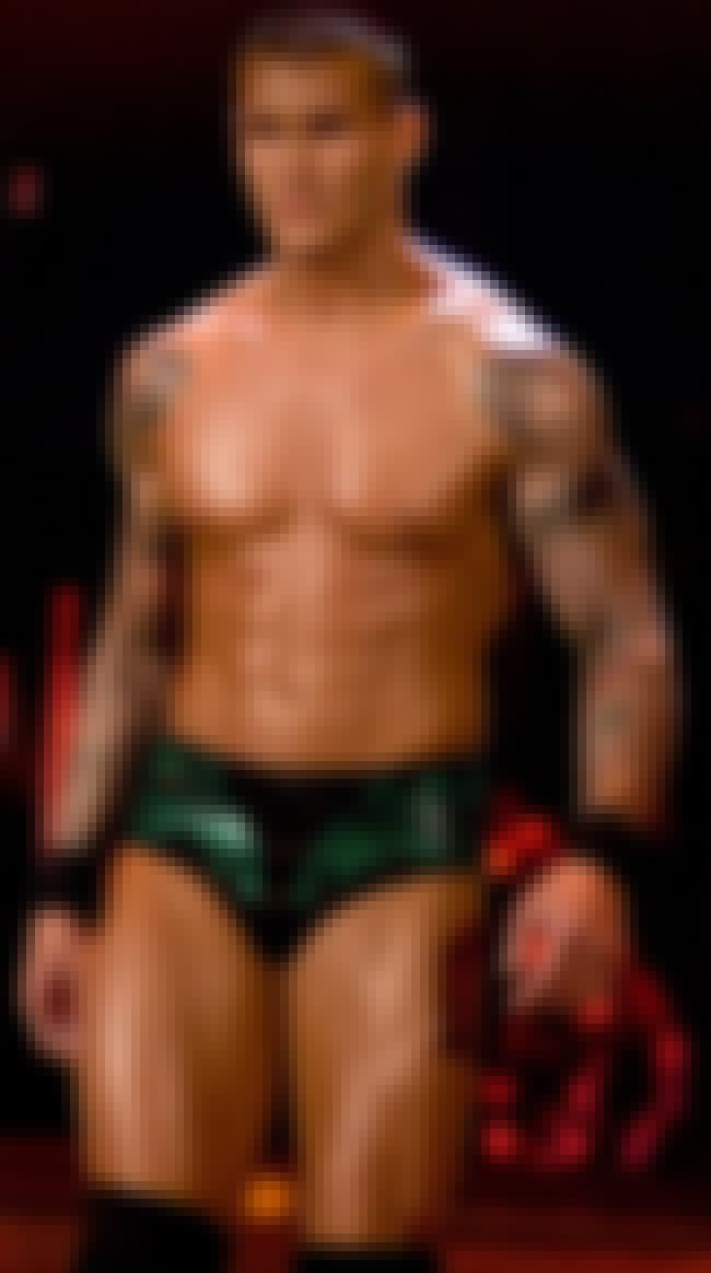 Randy Orton is listed (or ranked) 1 on the list The Hottest Current WWE Superstars