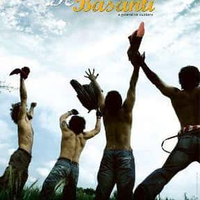 Rang De Basanti is listed (or ranked) 1 on the list The Best Bollywood Movies on Netflix