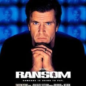 Ransom is listed (or ranked) 25 on the list The Best Movies of 1996