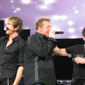 Rascal Flatts is listed (or ranked) 22 on the list The Best Pop Music Trios Of All Time