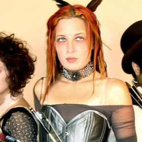 Rasputina is listed (or ranked) 12 on the list The Best Dark Cabaret Singers