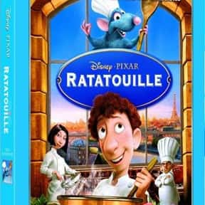 Ratatouille is listed (or ranked) 2 on the list The Best Movies of 2007