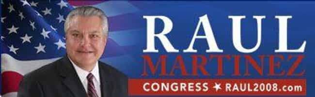 Raul L. Martinez is listed (or ranked) 2 on the list Famous Miami High School Alumni