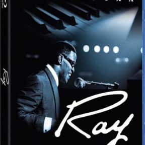 Ray is listed (or ranked) 12 on the list The Very Best Biopics About Real People