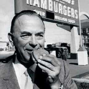 Ray Kroc is listed (or ranked) 20 on the list Famous People From Illinois