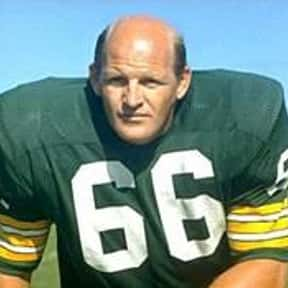 Ray Nitschke is listed (or ranked) 13 on the list The Best NFL Players To Have Their Numbers Retired