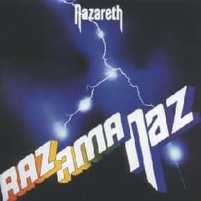 Razamanaz is listed (or ranked) 2 on the list The Best Nazareth Albums of All Time