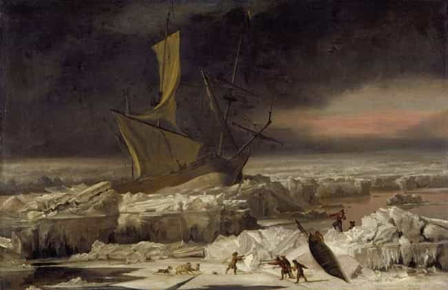 Arctic Adventure is listed (or ranked) 1 on the list Famous Abraham Hondius Paintings