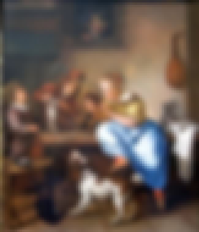 Children Teaching a Cat to Dan... is listed (or ranked) 3 on the list Famous Genre Paintings by Jan Steen