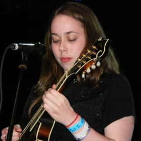 Sarah Jarosz is listed (or ranked) 20 on the list The Best Progressive Bluegrass Bands/Artists