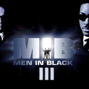 Men in Black 3 is listed (or ranked) 12 on the list The Best Time Travel Comedies, Ranked