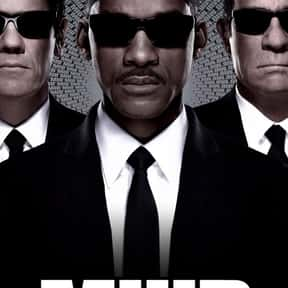 Men in Black 3 is listed (or ranked) 14 on the list The Best Will Smith Movies