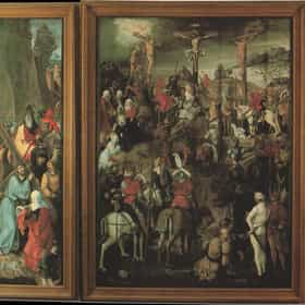 Altarpiece of Ober-St. Veit