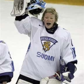 Noora Raty is listed (or ranked) 24 on the list Famous Athletes from Finland