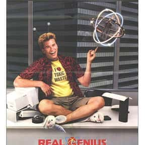 Real Genius is listed (or ranked) 10 on the list The Funniest Movies About College