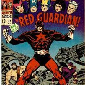 Red Guardian is listed (or ranked) 16 on the list The Best Captain America Villains Ever