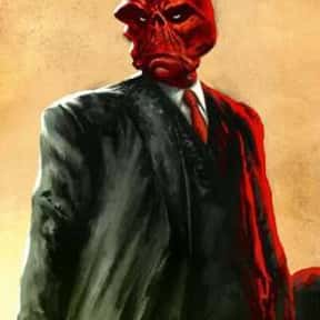 Red Skull is listed (or ranked) 1 on the list The Best Captain America Villains Ever