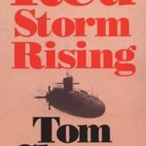 Red Storm Rising is listed (or ranked) 2 on the list The Best Tom Clancy Books of All Time