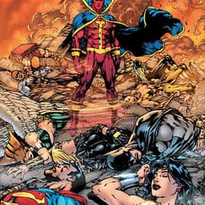 Red Tornado is listed (or ranked) 25 on the list The Best Members of the Justice League and JLA