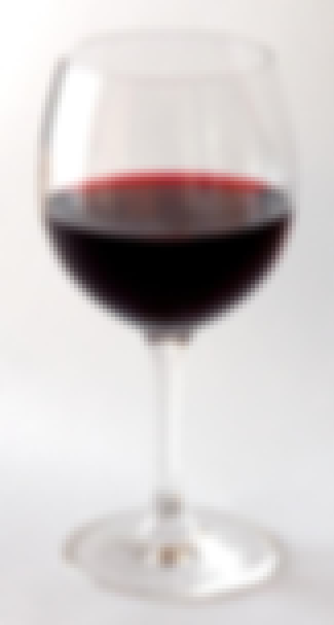 Red Wine is listed (or ranked) 6 on the list 10 Things That Are Surprisingly Good for You