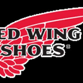 Red Wing Shoes is listed (or ranked) 9 on the list Clothing Brands That Last Forever