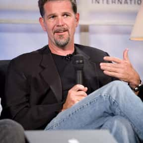 Reed Hastings is listed (or ranked) 1 on the list Famous Bowdoin College Alumni
