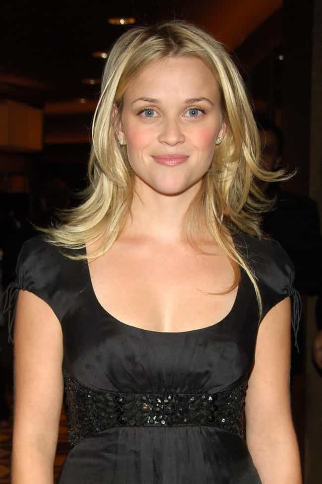 Reese Witherspoon is listed (or ranked) 4 on the list 80 Famous Military Brats