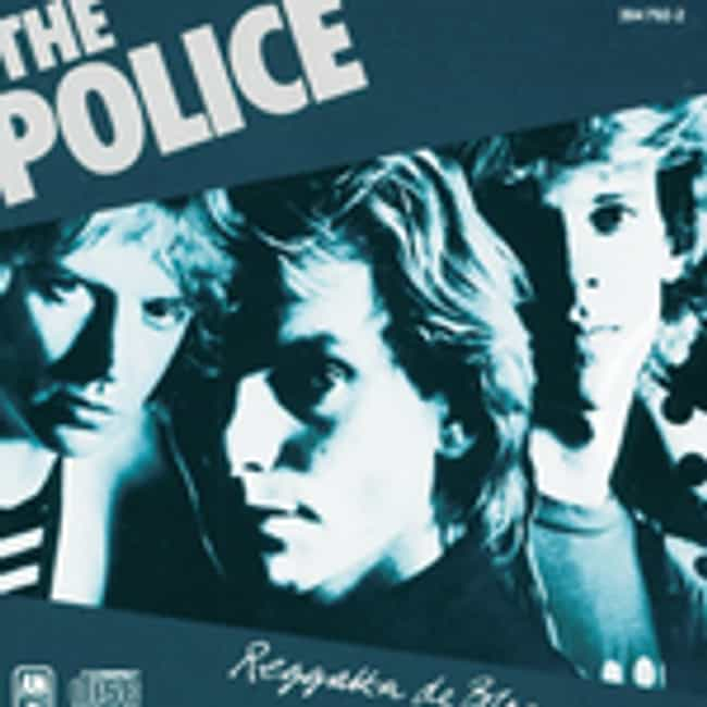 Reggatta de Blanc is listed (or ranked) 2 on the list The Best Police Albums of All Time