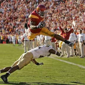 Reggie Bush is listed (or ranked) 7 on the list The Best USC Trojans Players of All Time