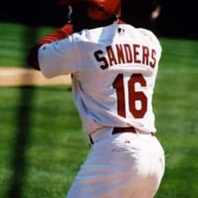 Reggie Sanders is listed (or ranked) 20 on the list Famous People Whose Last Name Is Sanders