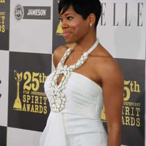 Regina King is listed (or ranked) 5 on the list Famous Westchester High School Alumni