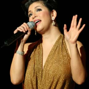 Regine Velasquez is listed (or ranked) 1 on the list Filipino Ballad Bands List